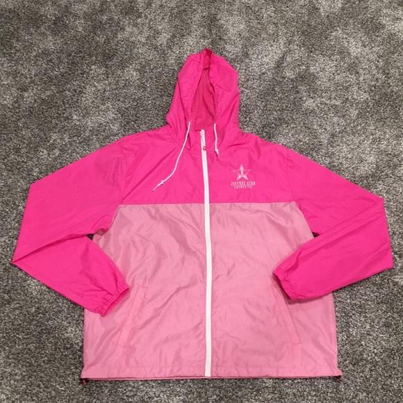Jeffree Star Cosmetics Pink Wind Breaker